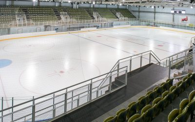 Fermeture saisonnière de la patinoire de Liège