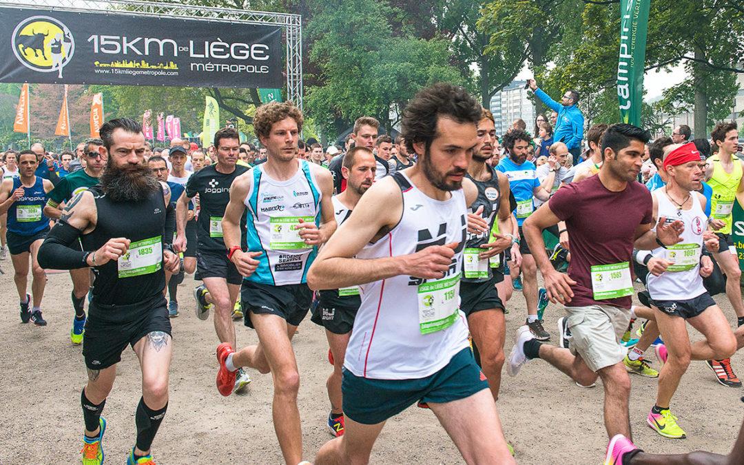 Les 15km de Liège Métropole