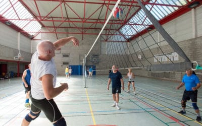 Le Net-volley