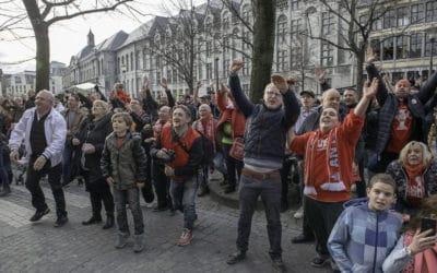 Le Standard de Liège à l'honneur