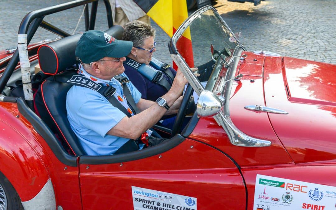 Rallye Liège Brescia Liège