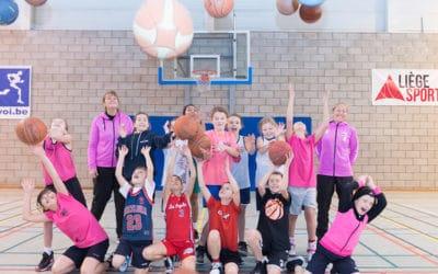 Basket 100% féminin, stage de Toussaint