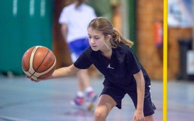 Basket 100% féminin, stage d'été