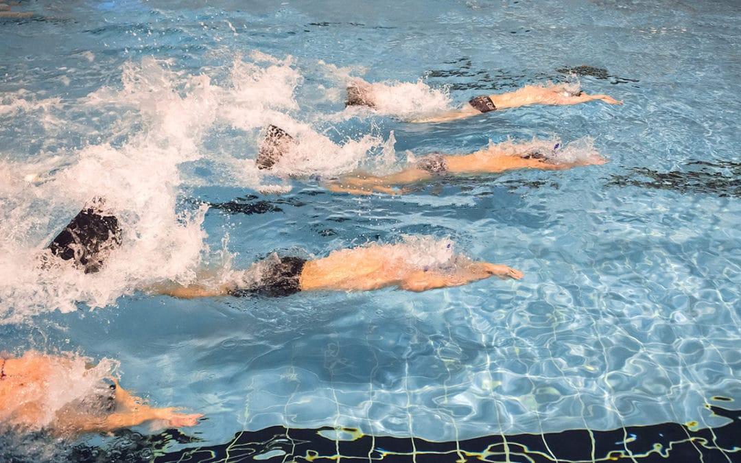 La nage monopalme