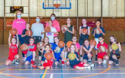 Stage de basket 100% féminin, Noël 2020