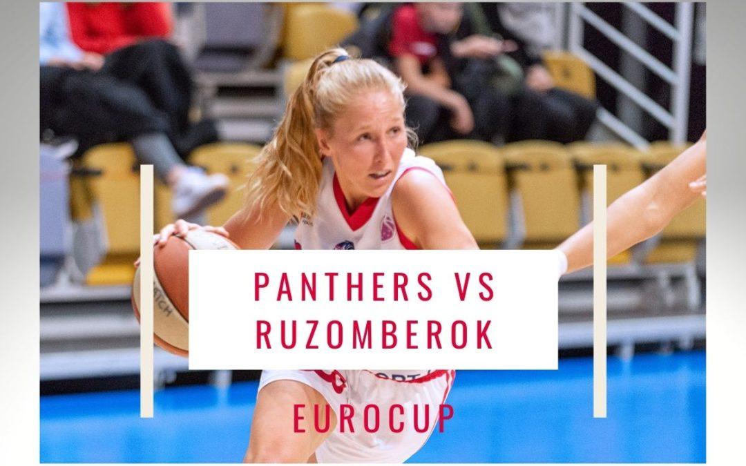 Liège Panthers Vs Ruzomberok